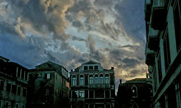 AQUA ALTA – Pierrot (un breve estratto)