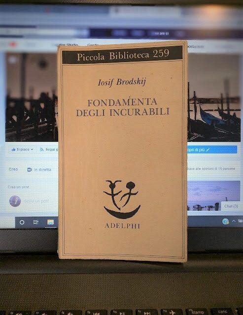 """Fondamenta degli Incurabili di Iosif Brodskij – Una recensione… """"sui generis"""""""